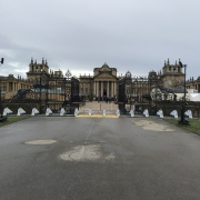 Hostile Vehicle Mitigation at Blenheim Palace