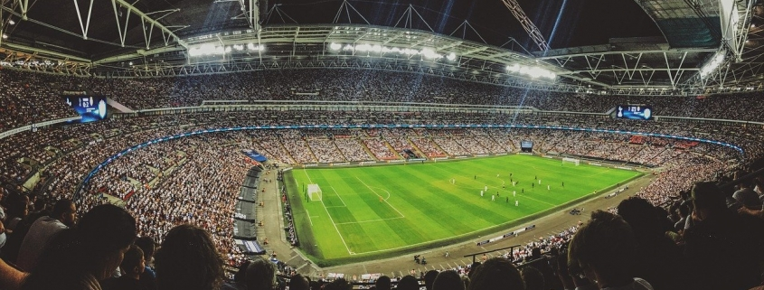 hvm barriers large event crowd football stadium